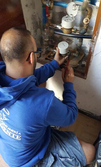 Reparación Contadores